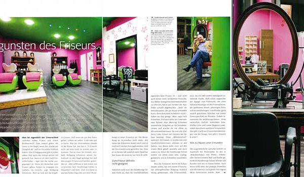 PR >> Clips / Kunde: L'Oreal Professionelle Produkte / Zielgruppe: Friseure / Auflage: 17.600