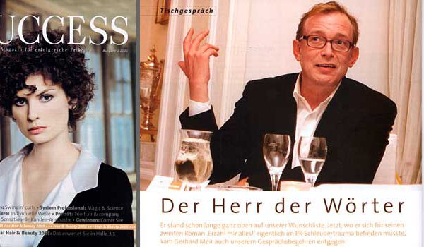 Corporate Media >> Success / Kunde: Wella / Zielgruppe: Friseure / Umfang: 48 Seiten / Auflage: 80.000